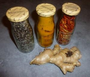 Épices et plantes pour maigrir